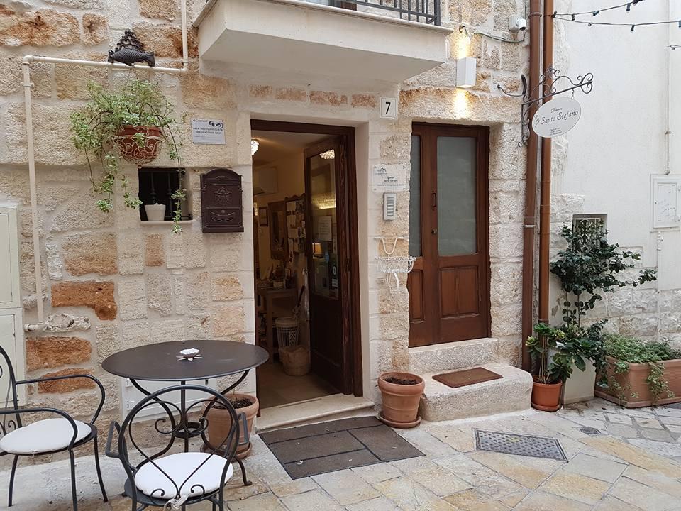 Dimora Santo Stefano - Onde ficar em Polignano a Mare - Puglia - Blog Vou pra Roma
