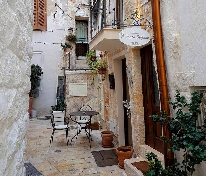 Dimora Santo Stefano - Onde se hospedar na Puglia - Blog Vou pra Roma