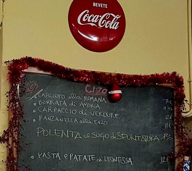 Onde comer Trastevere - Enzo al 29 - Blog Vou pra Roma