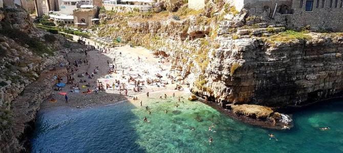 Polignano a Mare Roteiro Puglia Itália