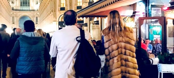O que levar na mala e o que usar no Outono em Roma e Milão
