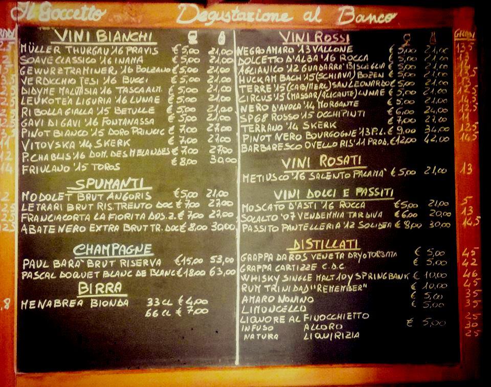 Beber um bom vinho em Roma - blog VoupraRoma- Foto Divulgação - Il Goccetto