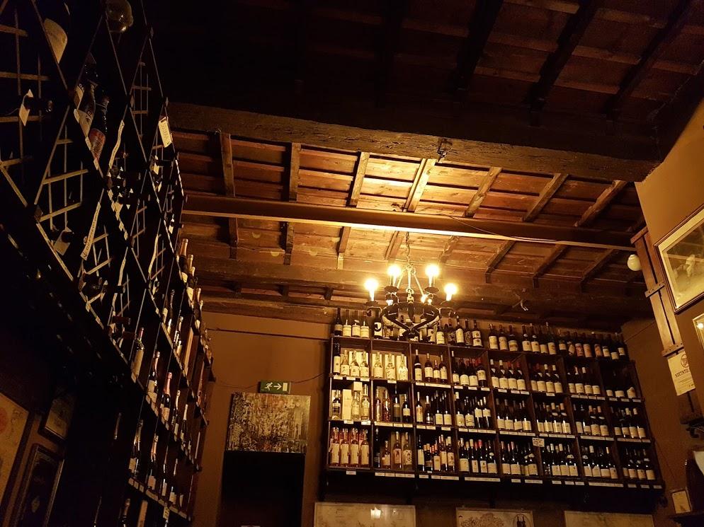 Enoteca - Onde beber um bom vinho no inverno em Roma - Blog Vou pra Roma