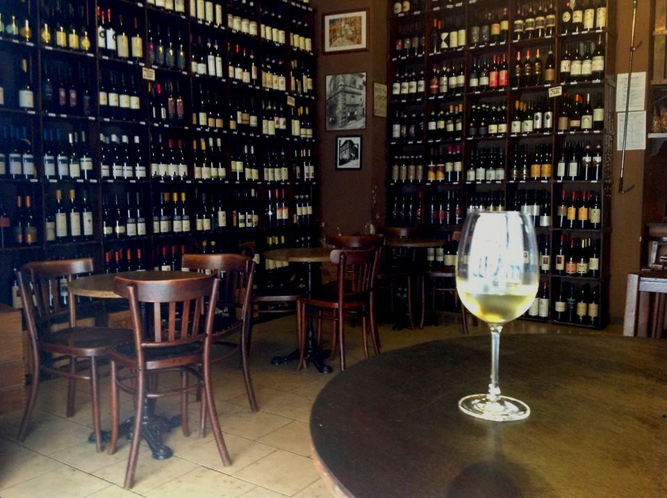 Enoteca - onde beber um bom vinho em Roma - Foto divulgação - Il Goccetto - Blog VoupraRoma