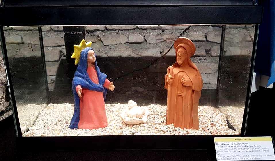 Exposição 100 Presepi - Natal em Roma - Blog Vou-pra-Roma