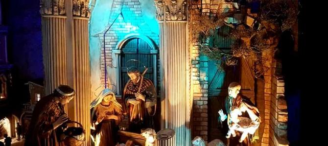 Natal e os Presépios em Roma