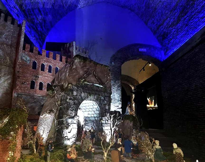 Exposição de Presepios - Natal em Roma - Blog Vou pra Roma