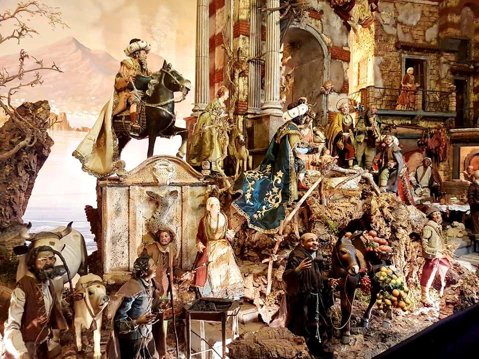 Exposição de Presepios - Roma - Natal - Blog Vou pra Roma