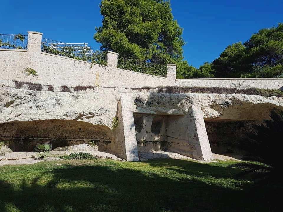 Masseria Panareo - Grutas Monges Basiliani - Blog Vou pra Roma