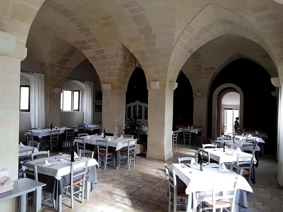 Masseria Panareo - Otranto - Restaurante - Blog Vou pra Roma