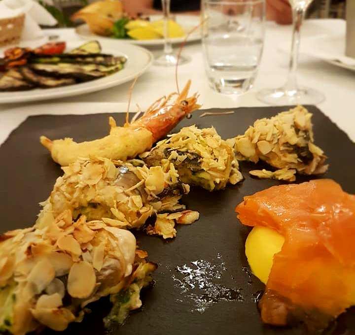 Masseria Panareo - Prato restaurante - Blog Vou pra Roma