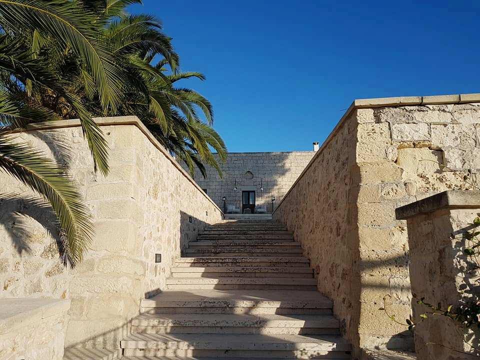 Masseria Panareo -Puglia - Blog Vou pra Roma