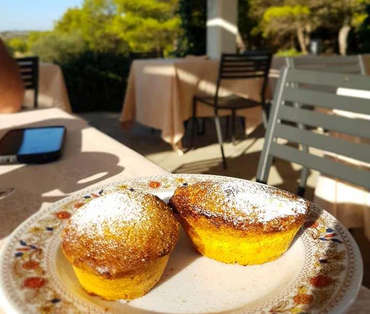 Masseria Panareo - café da manhã - Blog Vou pra Roma