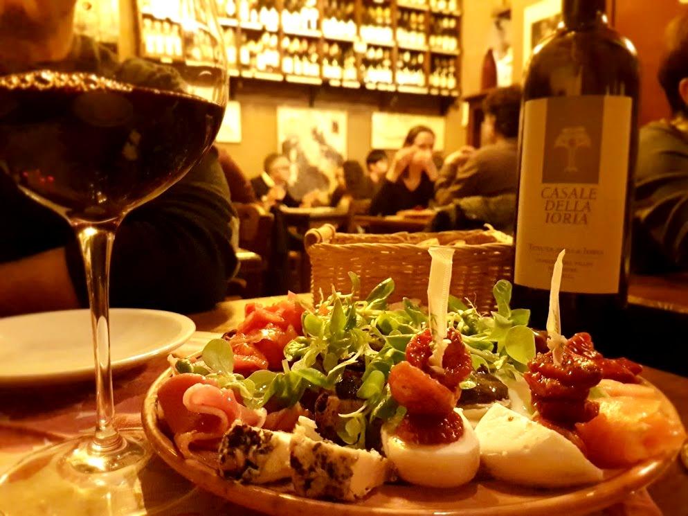 Vinho - inverno em Roma - Blog Vou pra Roma