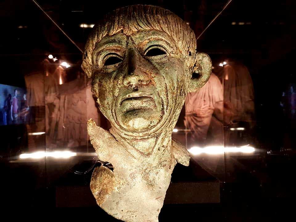Imperador Traiano - Mercado de Traiano - Roma - Blog Vou pra Roma
