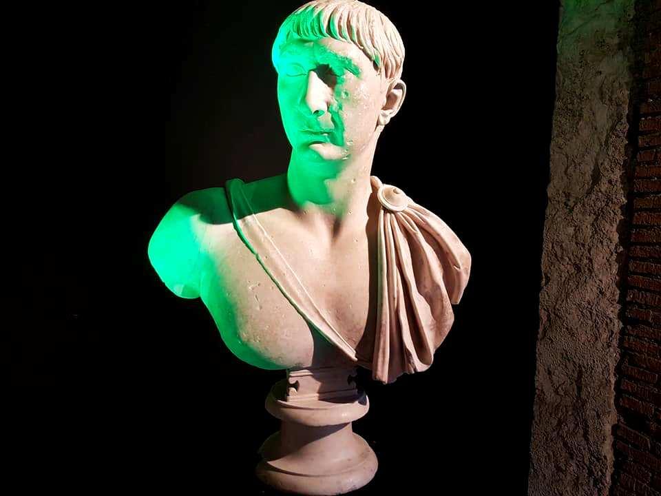 Traiano Imperador - Mercados de Traiano - Blog Vou pra Roma