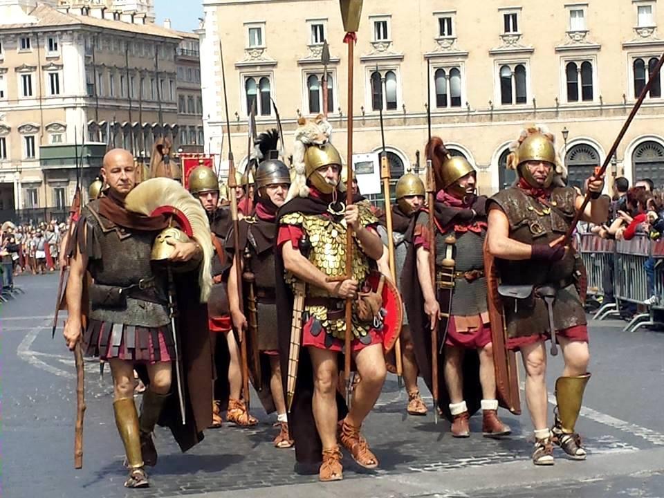 Aniversário de Roma - Blog Vou pra Roma (2)