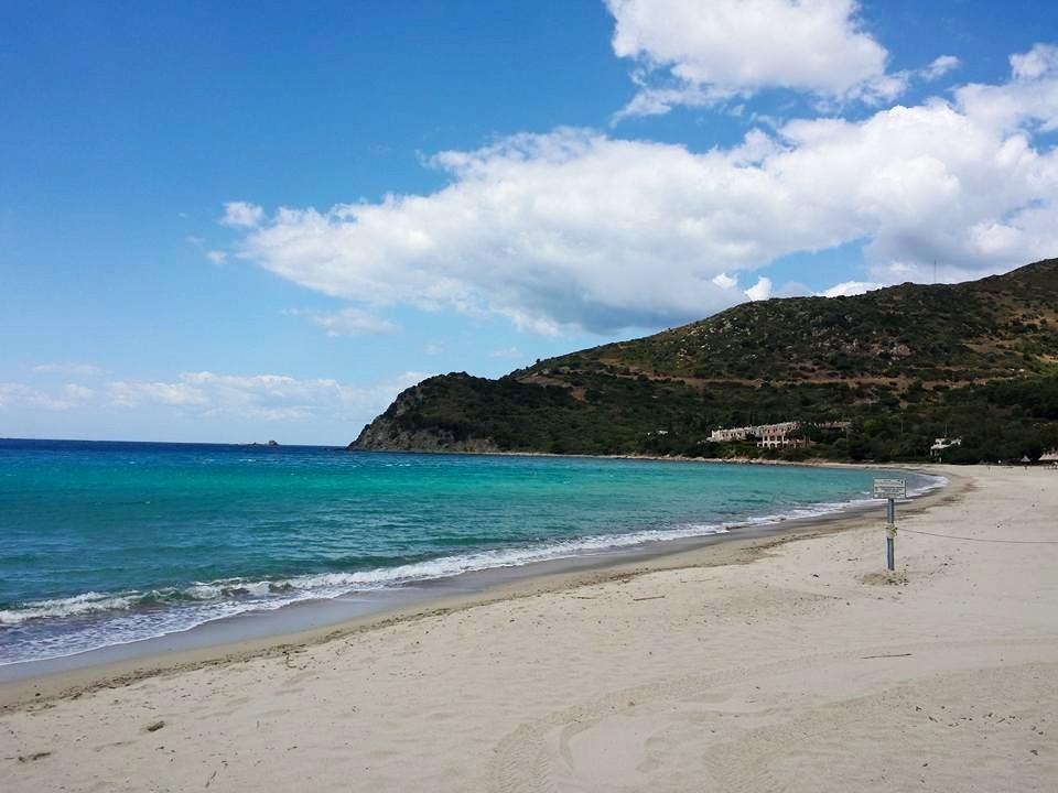 Praias na Itália - Cagliari - Sardegna - blog Vou pra Roma